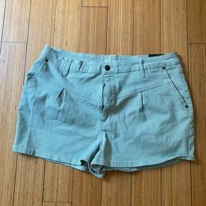 Wild Fable High Rise Shorts in Blue